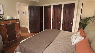 Leaky Bedroom Disaster