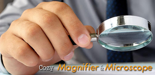 Magnifier Microscope Cozy S On