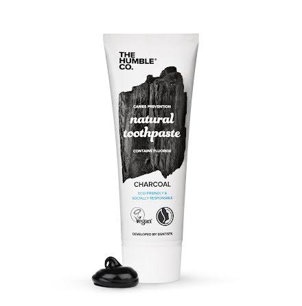 Naturlig tandkräm - Charcoal, 75 ml