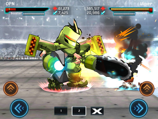 MegaBots Battle Arena: Build Fighter Robot filehippodl screenshot 12