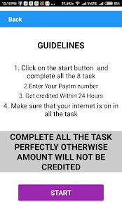 Free Paytm Mining - náhled