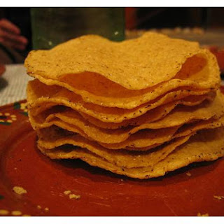Easy Homemade Corn Tortillas