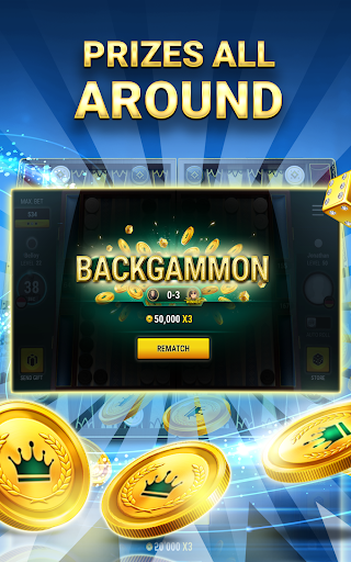 Backgammon Live - Play Online Free Backgammon 2.157.960 screenshots 13