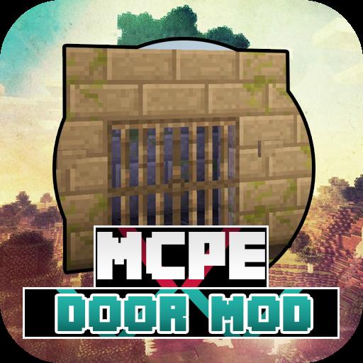 Door Mod For MCPE