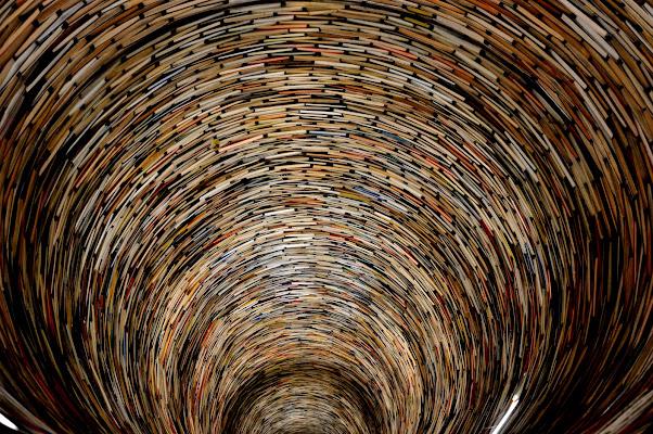 spirale letteraria di blondie ph