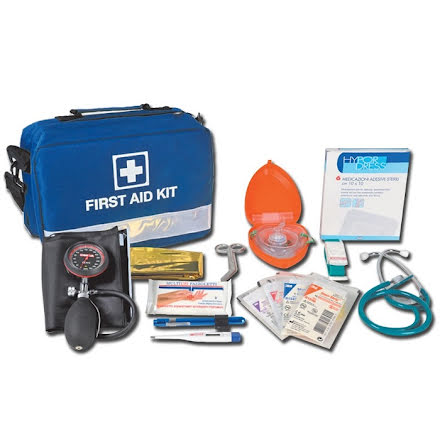 Medicinsk Första Hjälpen-Väska