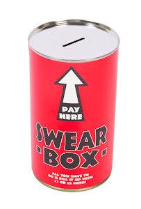 Sparbössa Swear Box