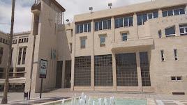 Fachada del Ayuntamiento de El Ejido.