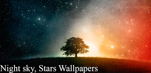 Night Sky Stars Wallpapers Apps On Google Play
