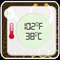 Body Temperature: Reading History icon