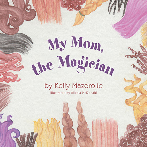 My Mom, the Magician cover