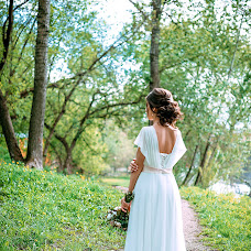 Wedding photographer Aleksandra Kalinina (AlexKalinina). Photo of 21.05.2017