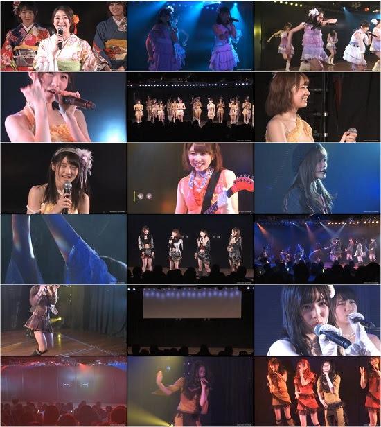 (LIVE)(公演) AKB48 チーム4 「夢を死なせるわけにいかない」公演 160111