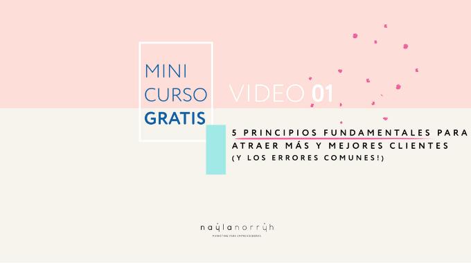 Mini Curso Gratis Conectar 2019 - Video 01
