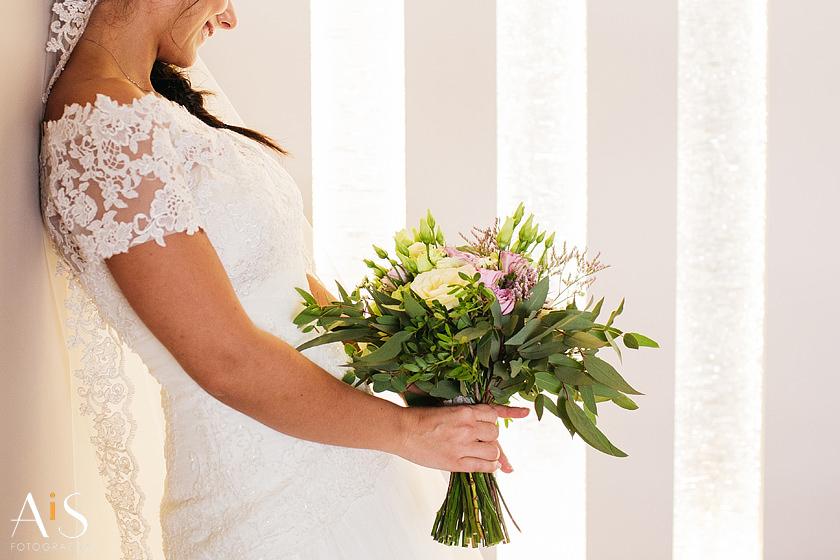 Elegir un ramo de novia de arbolande