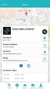 Trak Employment- screenshot thumbnail