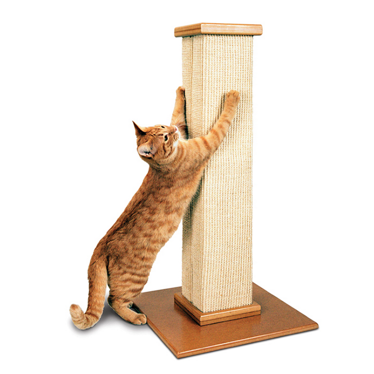 SmartCat Ultimate Scratching Post by Pets Manic