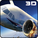 Extreme Airplane Crash Landing icon