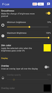 Screen Brightness Control- screenshot thumbnail
