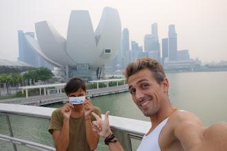 Photo: Opalia à Singapour