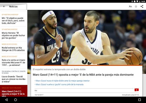 MARCA - Diario Lu00edder Deportivo 6.1.17 screenshots 9
