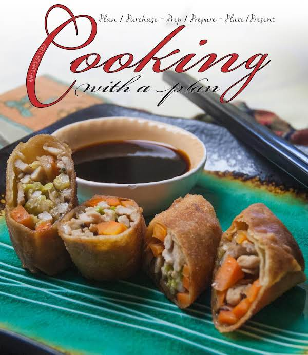 Chef Andy's Cooking Class: The Perfect Eggroll Recipe