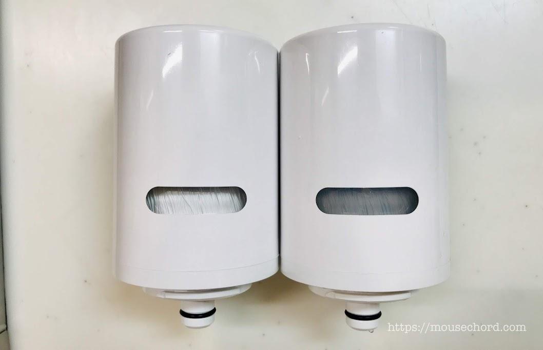 浄水器Cleansuiカートリッジ交換時期