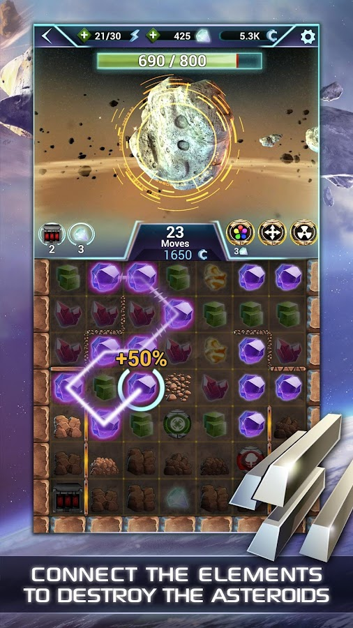 Anno 2205: Asteroid Miner- screenshot