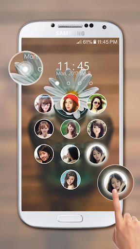 Photo keypad lockscreen ss3