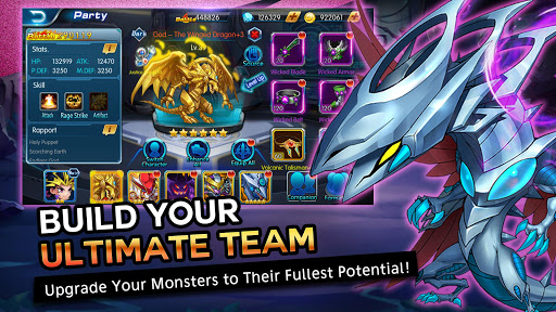 Monsters League 1.0.2 screenshots 3