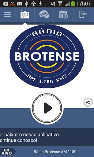 Rádio Brotense AM 1180