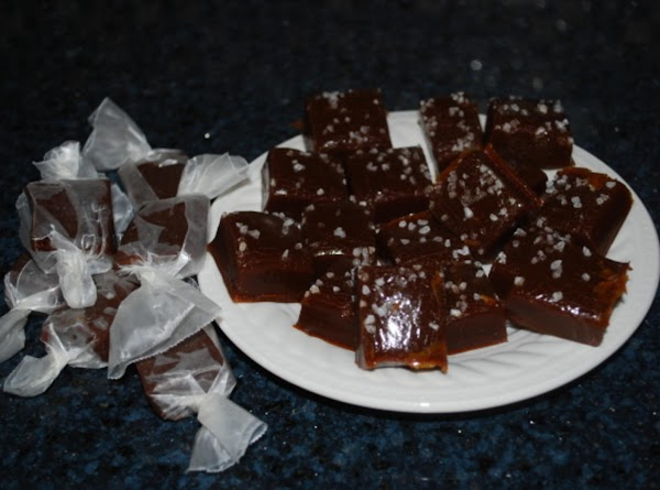 Sweet And Salty Caramels Recipe