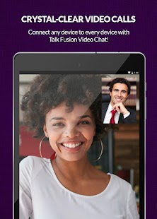 Talk Fusion Video Chat: miniatura de captura de pantalla