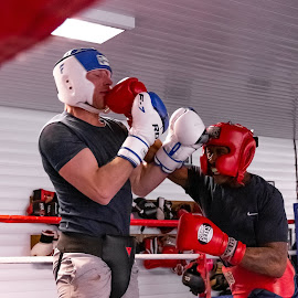 by Clayton Warby - Sports & Fitness Boxing (  )