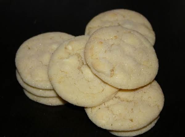 Dreamsicle Cookies Recipe