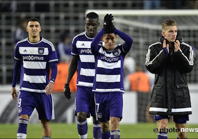 Anderlecht doit prier pour que ce jeune ait la forme ou Bailey va rire