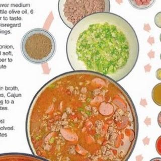 New Orleans Turkey Stew.