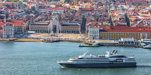 Ponant-L'Austral-Lisbon.jpg - Cruise Ponant's L'Austral from Lisbon to the Canary Islands and Cape Verde.