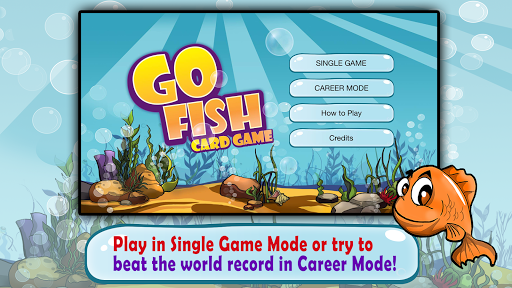 Go Fish: Kids Card Game Free
