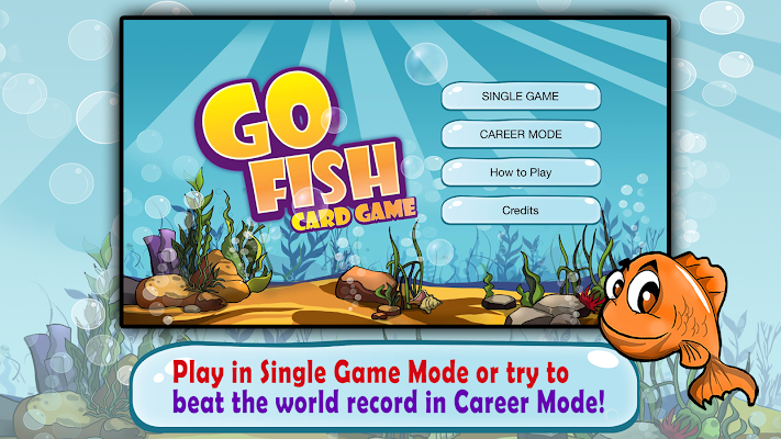 Go Fish: Kids Card Game (Free) - screenshot