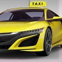 Driving a Taxi Simulator 2018 icon