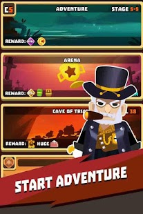 Wild West: Explore Shoot Trade Screenshot