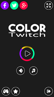 Color Twitch- screenshot thumbnail