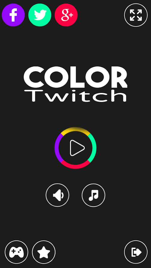 Color Twitch- screenshot