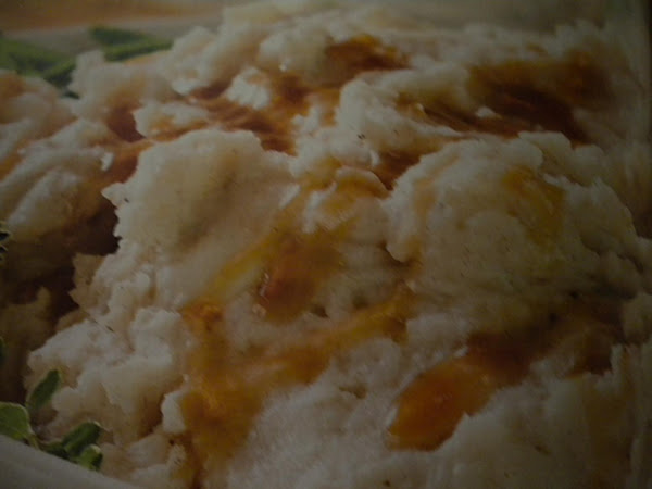 Browned Butter Mashed Potatoes Recipe