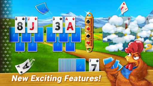 Solitaire - Harvest Day android2mod screenshots 6