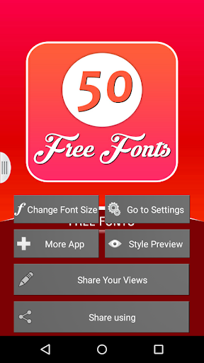 玩免費生活APP|下載FlipFont에 51 글꼴 app不用錢|硬是要APP