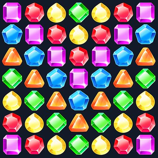Jewel Castle - Jogo de 3 combinações