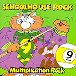 Schoolhouse Rock - Multiplication Rock album cover