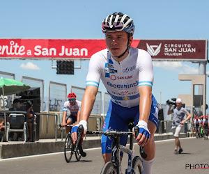 """Evenepoel en Stybar in hun nopjes in San Juan: """"We hopen het af te maken"""""""